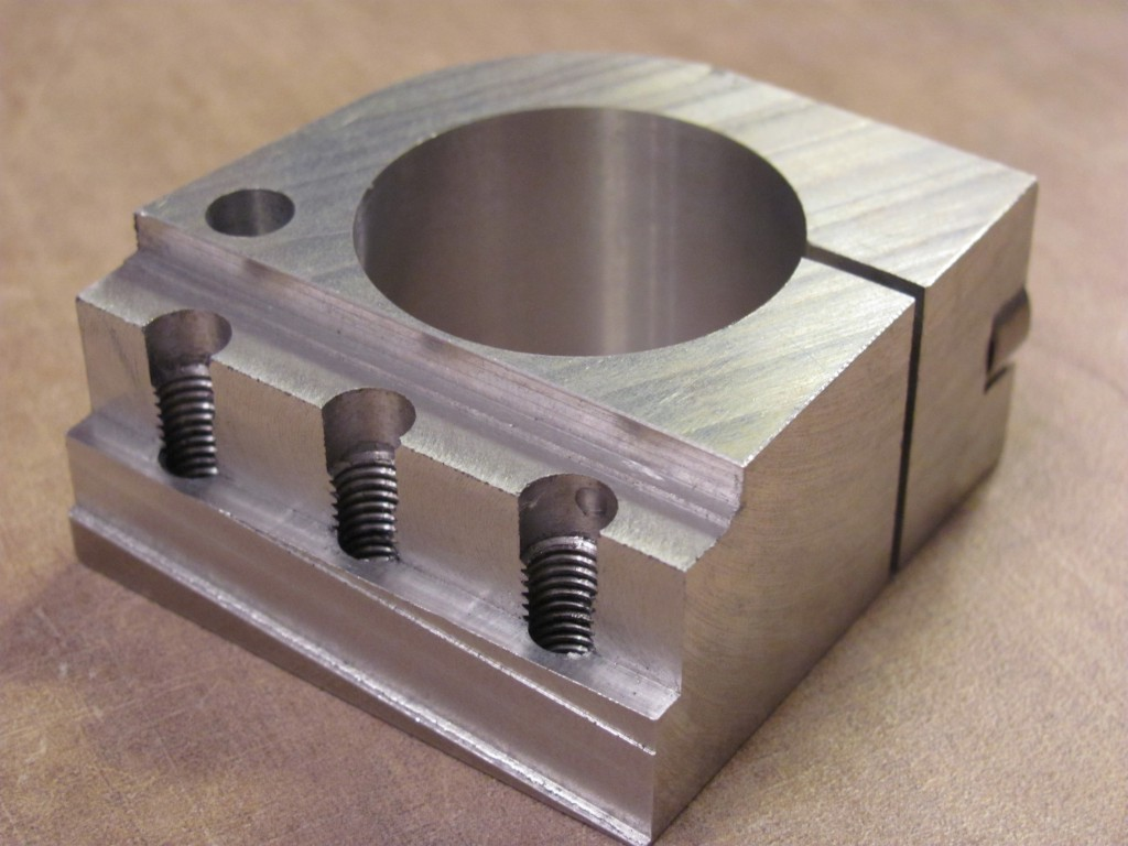 Mini Lathe Parting Tool Holder